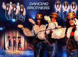 Dancing brothers & Mini boys
